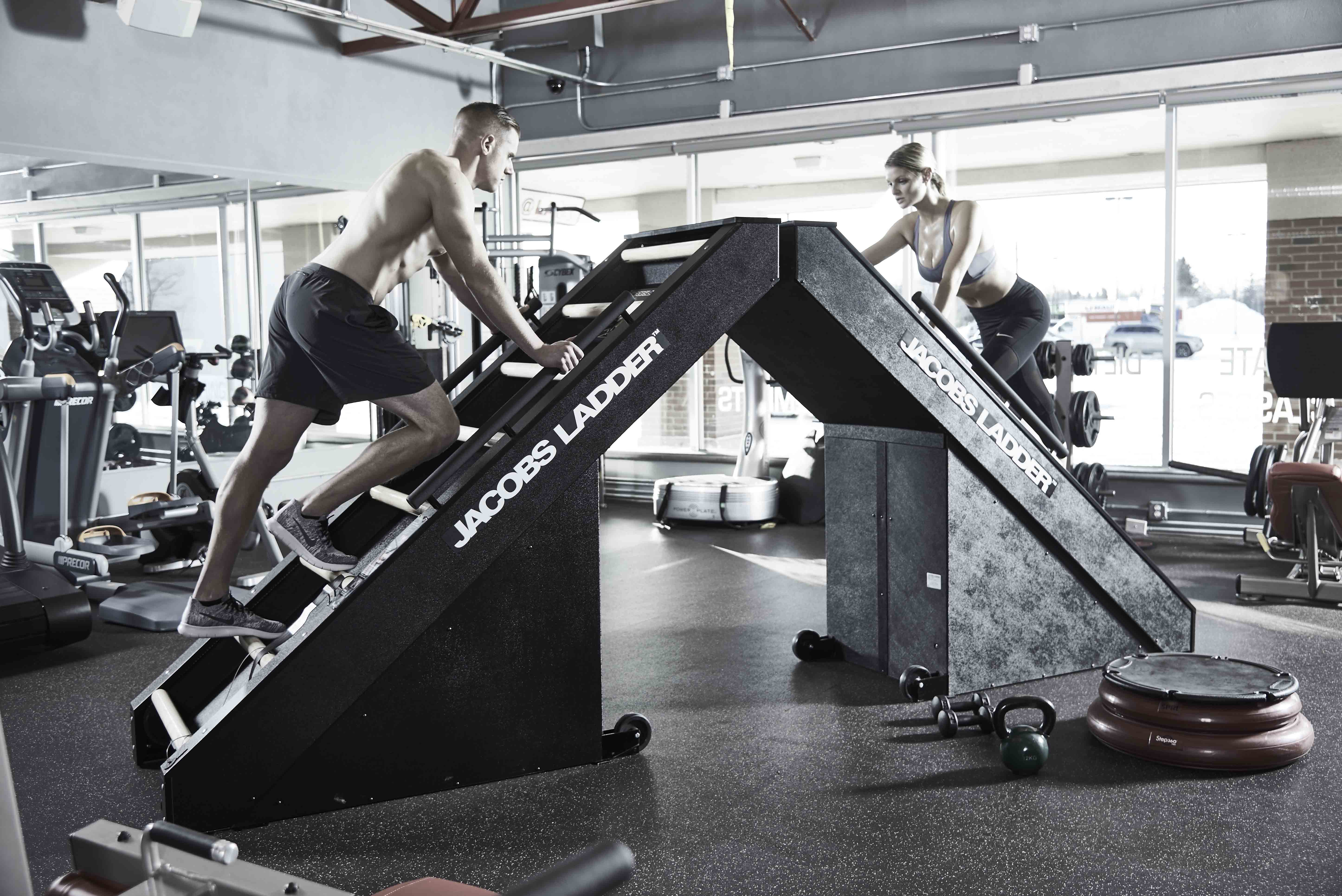 Jacobs Ladder Gym Gear The Home Of Bespoke Gym Design
